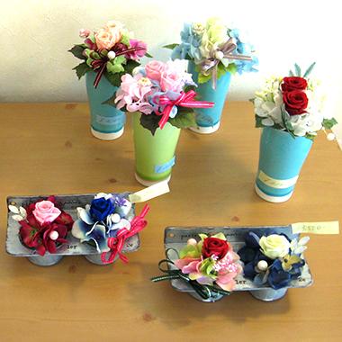 岡谷市 花サン プリザーブドフラワー