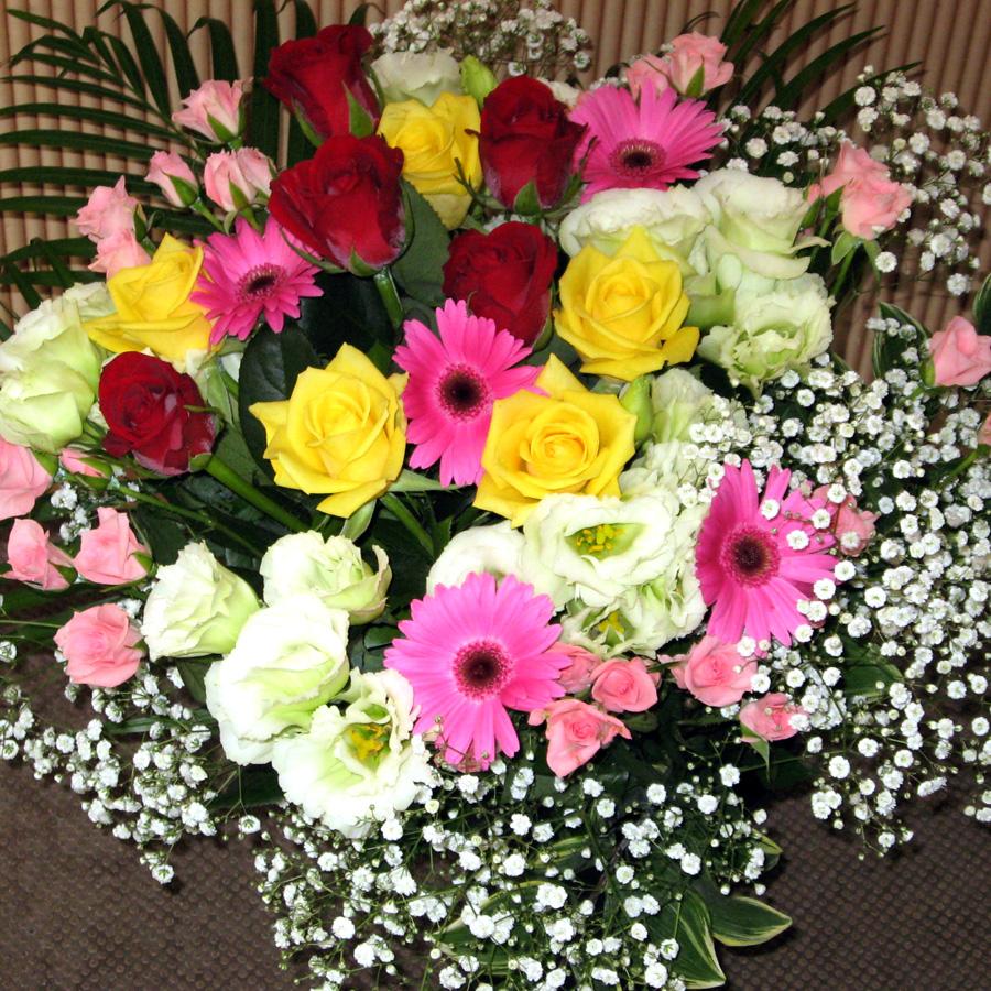 白寿のお祝い花束